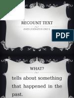 Recount Text (2)