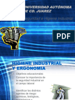 Seguridad e Higiene Industrial Uacj