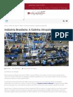 [2019.03.14] Indústria Brasileira_ a Galinha Atropelada – #