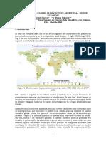 Adaptación Del Cambio Climático en Argentina - Barros y Bejarán