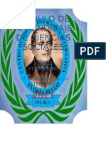 Historia Universal - 1er Año - III Bimestre - 2014.doc