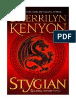 01812 [Kenyon, Sherrilyn - Cazadores Oscuros 29 - Stygian].pdf