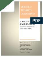 Modelo Teorico Cognitivo