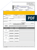 Sample Form Work Request
