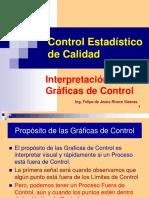 6.- Interpretacion de Las Graficas de Control. Rev. Nov. 06.Ppt