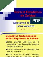 5.- Diagramas de Control Para Variables. Rev.oct. 06.Ppt