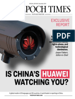 Huawei Report the Epoch Times
