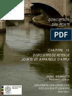 Ch10 Dispositifs de sécurité Joints Appareils dappui 2014.pdf
