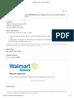 18.06.29 John's Walmart Grocery - Order Confirmation
