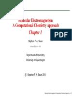 Molecular Electromagnetism A Computational Chemistry Approach - Stephan P.A. Sauer.pdf