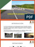 Capitulo 1 Ingeniería de Pavimentos