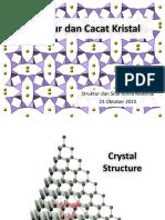 Syahrul_SSKM_1-Struktur Dan Cacat Kristal
