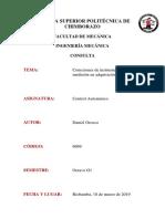 Conexiones de Instrumentos de Medición