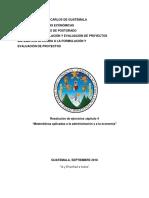 Algunos Planeamientos Del ILPES Sobre Planificación y Proceso Decisorio