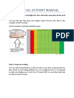 Crude Oil 30 Point Manual
