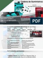 Evaluación Unidad 1 Logística y Programación Dinámica