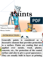 Paints Group 7