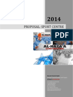 Sports Halls Design and Layouts 2012 (1)