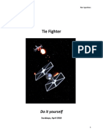 DIY - Tie Fighter