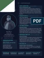 zebulon griffin resume 2019