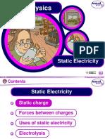 KS4 Electricity - Static Electricity.ppt