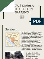 A Childs Life in Sarajevo