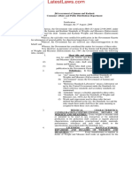 Jammu and Kashmir Standards of Weights and Measures (Enforcement) Rules, 2009
