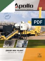 Dm 30 Asphalt Plant