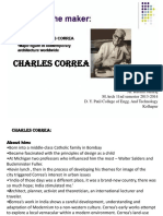 vernacular Architect (CHARLES CORREA) India.pptx