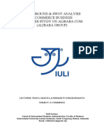 Final Paper E-commerce (Rafii Saztura)