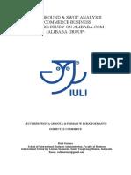 Final Paper E-commerce (Rafii Saztura)