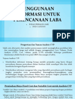 PPAk 02 07 Cost Volume Profit