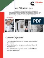basis of filtration