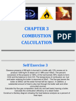 Chapter 3 Combustion Calculation