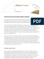 Announcing the Airship Nazca project