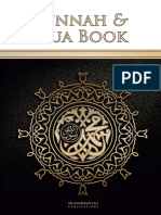 Sunnah and Dua Book [English]