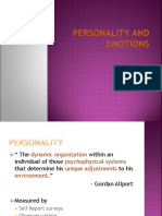 Personality and Emotions.ppt