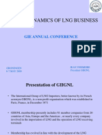 LNG Business presentation