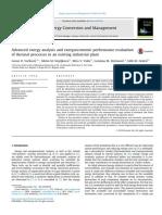 Advanced Exergy Analysis Paper 1