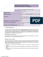 7AG518 International Finance-CW1 Brief 2018.19.docx