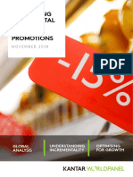 Generating Incremental Growth Through Promotions