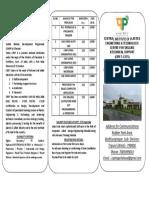 Brochure Cadcam