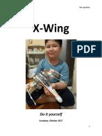 DIY X Wing