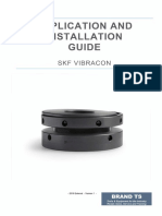 2018 Application and Installation Guide SKF Vibracon - BRAND TS V1