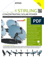 CSP Dish Stirling