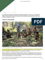 Krikatí - Povos Indígenas No Brasil