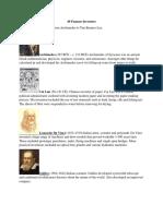 40 Famous Inventors.docx