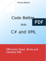 Code Better With C# and XML - Thomas Blotiere