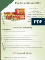 Marketing Plan of Aashirvaad