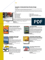 Bodies Structures in automotive design industry